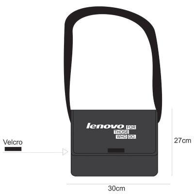 AGP Brindes - Bolsa carteiro personalizada, Medida: 30 x 27 cm