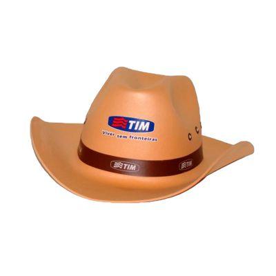 AGP Brindes - Chapéu modelo Cowboy em EVA