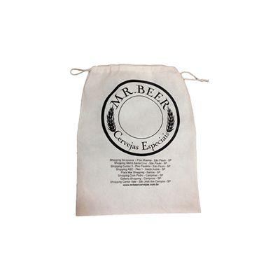 Embalagem em TNT com cordão de nylon. - AGP Brindes