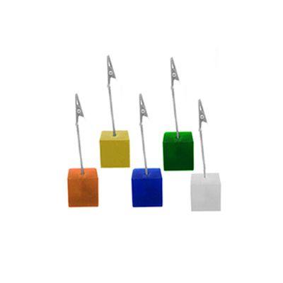 AGP Brindes - Porta recado personalizado em metal de diversas cores