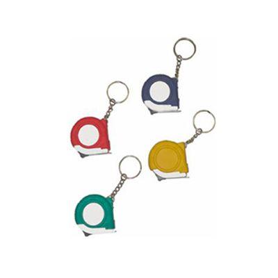 AGP Brindes - Chaveiro trena confeccionado em diversas cores