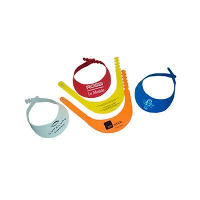 AGP Brindes - Viseira personalizada, confeccionada em EVA, em diversas cores