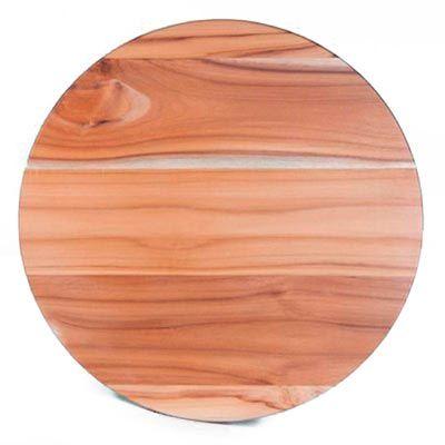 Tábua para corte personalizada de madeira nobre - Arte Perotto
