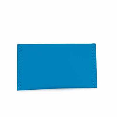 jomo - Porta cartões com revestimento externo em sintético. Dimensões: 100 x 55 x 10 mm