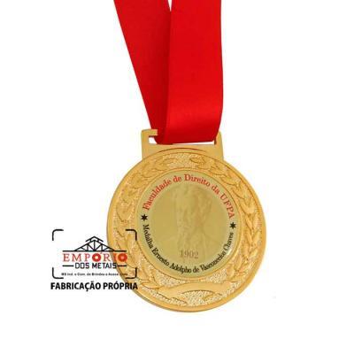 Medalha de linha