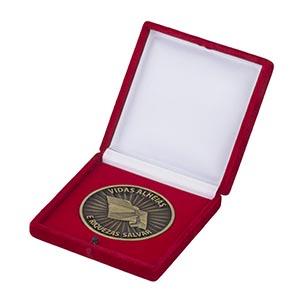 Emporio dos Metais - Medalha personalizada fundida