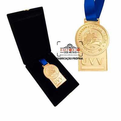 emporio-dos-metais - Medalha em metal