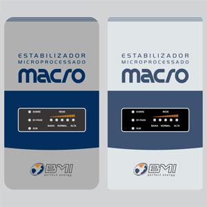 Sevencard - Display de equipamento personalizável.