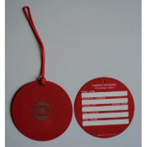 sevencard - Tags de bagagem personalizáveis.