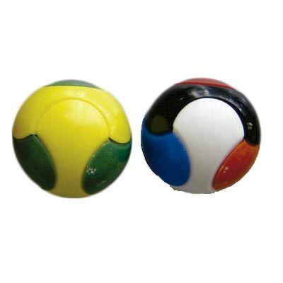Bola desmontável com 6 peças