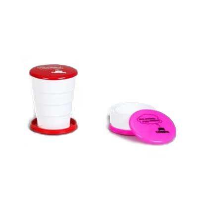estilo-brindes - Copo sanfona personalizado