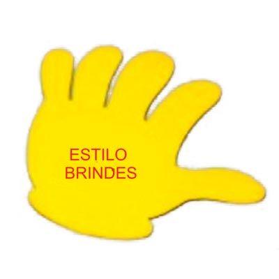 Mão para eventos personalizada - Estilo Brindes