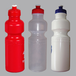 Estilo Brindes - Squeeze personalizado em plástico - 750 ml. Material polietileno de baixa densidade. Material virgem. Meditas: altura 26 cm x diâmetro de 7,2 cm.