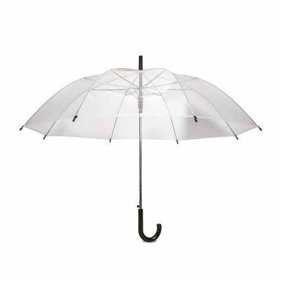 Creative Design - Guarda-chuva com abertura automática transparente
