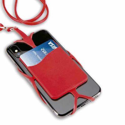 creative-design - Cordão de silicone para celular