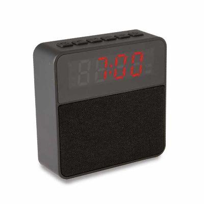 Creative Design - Relógio digital com alarme e alto-falante