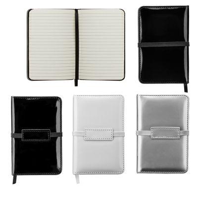 Creative Design - Livro de anotações em capa de PVC