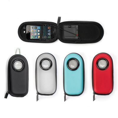 Creative Design - Bolsa para transporte de celular com caixa de som - 3xAAA - 180x90x45mm.