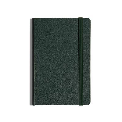 Creative Design - Livro de anotações com capa dura em PVC com 80 folhas de 70 GSM.