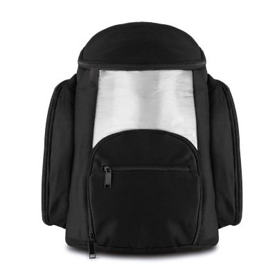 Creative Design - Mochila térmica com bolso fronta e lateral.