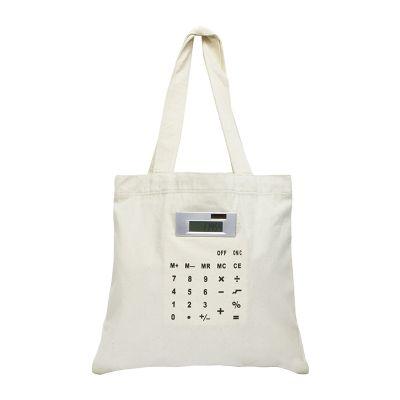 Creative Design - Sacola de compras em algodão