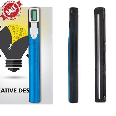 Creative Design - Scanner portátil colorido. Resolução de 300 a 900 dpi. Possui memória SD com capacidade de 2GB (Suporta até 32GB).
