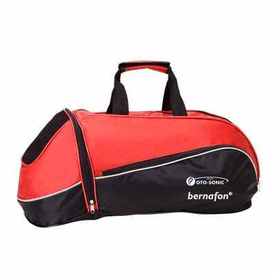 Bolsa de viagem confeccionada em nylon