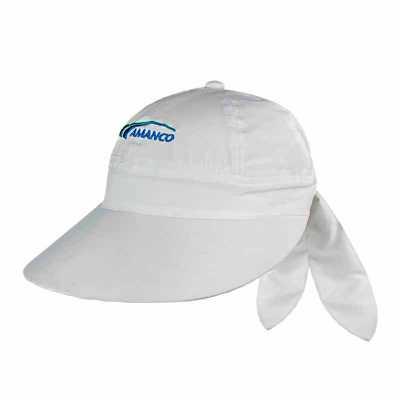 ledmark-produtos-promocionais - Boné praia feminino em microfibra personalizado