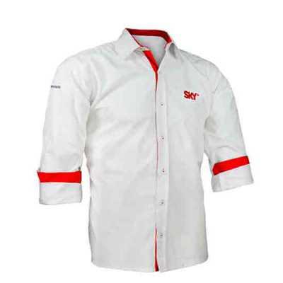 Ledmark Produtos Promocionais - Camisa Social personalizada