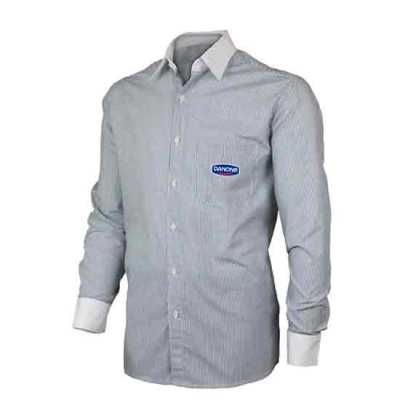 Camisa Social personalizada - Ledmark Produtos Promocionais