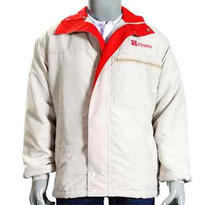 Jaqueta personalizada - Ledmark Produtos Promocionais