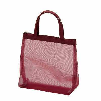 Bolsas Femininas Personalizadas, confeccionadas em diversos tecidos (Poliéster, Nylon, Couro, etc.), Diversos modelos. Com sua arte (bordada, silkada... - Ledmark Produtos Promocionais