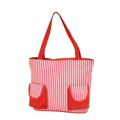 Sacola feminina personalizada com a sua arte em silk ou bordado, com 02 bolsos, confeccionada em poliéster 600, várias cores. Produzimos bolsas em div...