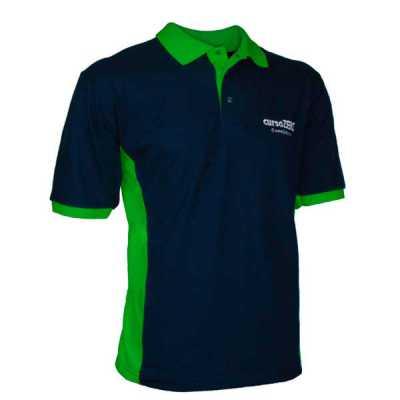 Camisa Pólo em Piquet