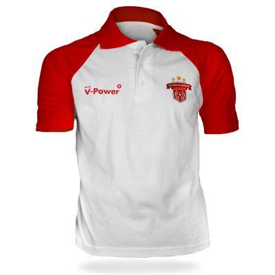 Camisa pólo confeccionada em Piquet PA ou meia-malha algodão. Excelente acabamento. Desenvolvemos o seu projeto