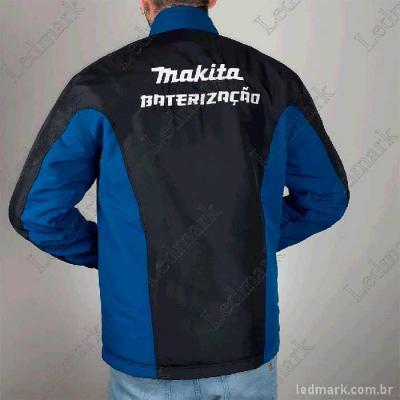 Jaqueta Forrada Personalizada