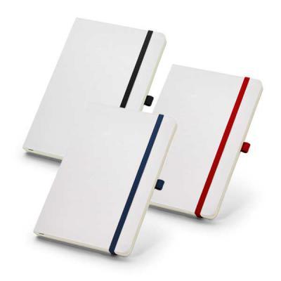 Liga Promocional - Caderno branco