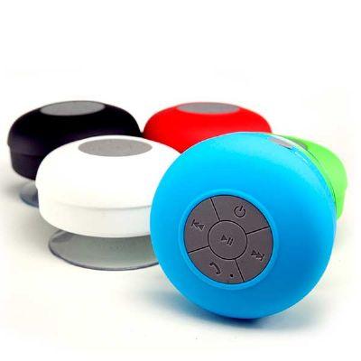 Liga Promocional - Caixa de som à prova dágua personalizada