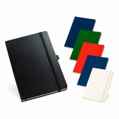 Caderno personalizado - Liga Promocional