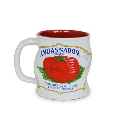 d-kore-porcelanas - Caneca Lata amassada 320ml