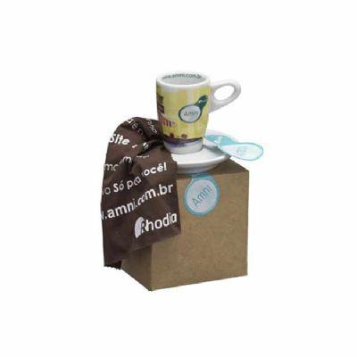 d-kore-porcelanas - Xícara de Café com Pires