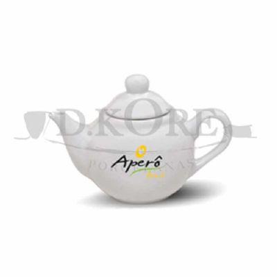 d-kore-porcelanas - Bule de Porcelana 500ml