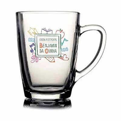 D.Kore Porcelanas - Caneca Personalizada Tarsila - 300 ml.