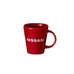 D.Kore Porcelanas - Caneca Personalizada Basic - 250 ml - Vermelha.