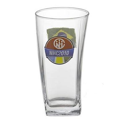 d-kore-porcelanas - Copo de vidro personalizado Onda para 400ml