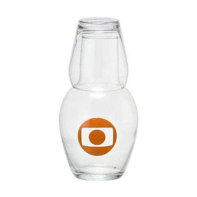 D.Kore Porcelanas - Moringa de vidro 820 ml