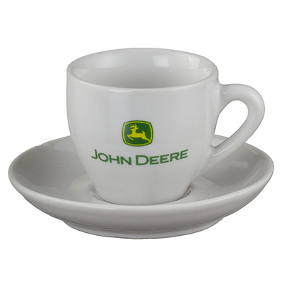 Xícara de café com pires Paris 70ml.