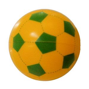 7345ff75f6 Suporte escova de dente bola de futebol verde e amarela - 125501 ...