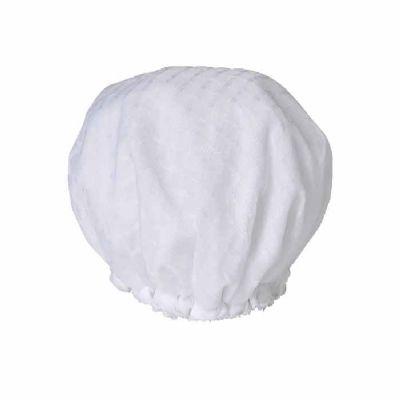 for-import - Touca para secar cabelo - Branca
