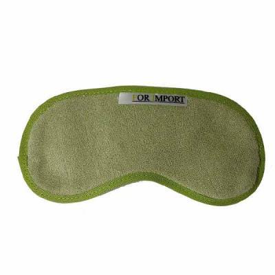 Máscara para descanso dos olhos em fibra de bambu. material leve e flexível que proporciona mais ...
